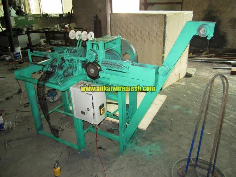Double Loop Wire Ties Machine Manufacturer & Manufacturer from ...