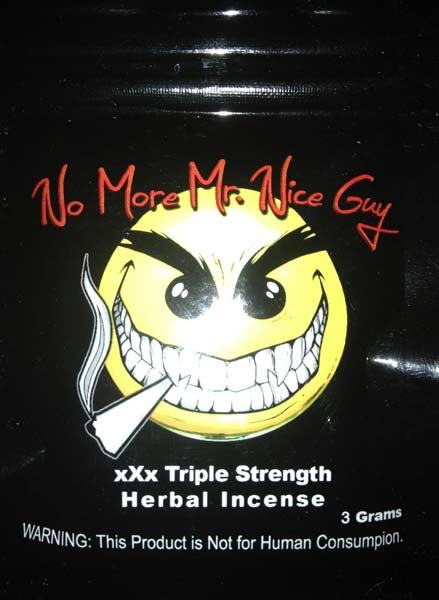 No More Mr Nice Guy Herbal Incense Buy Herbal Incense For Best Price At Usd 10 14 Pack S Approx