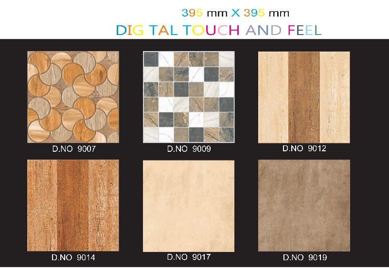 16x16 Inch Digital Touch Floor Tiles 9007