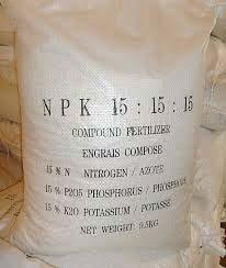 NPK Complex Fertilizer (15-15-15) (NP4)