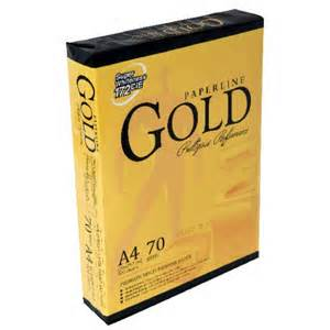 Gold Star Paper A4 Copy Paper Manufacturer & Exporters from