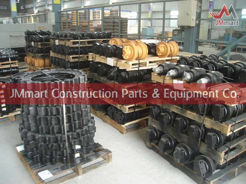 Excavator Undercarriage Parts Exporters & Wholesale Suppliers from