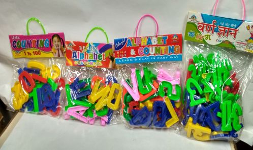Counting & Alphabet Toys