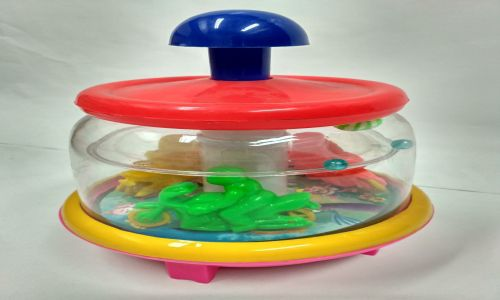Push And Spin Toys