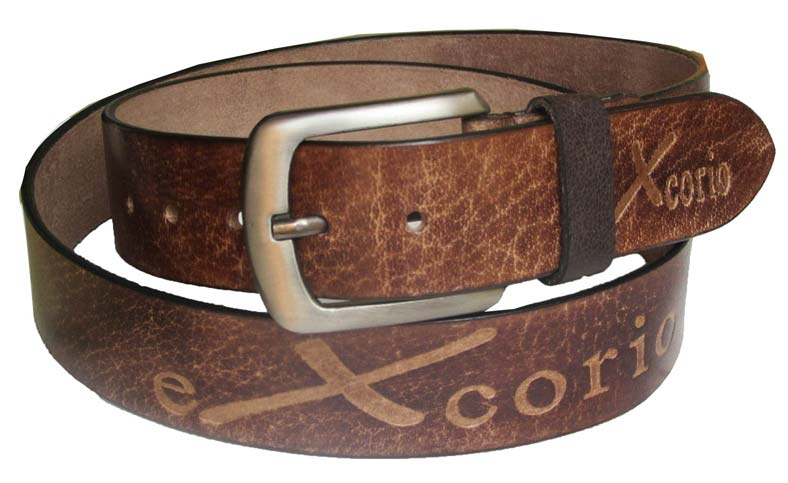 edc17f02e Top grain leather belts Manufacturer in West Bengal India by Leather ...