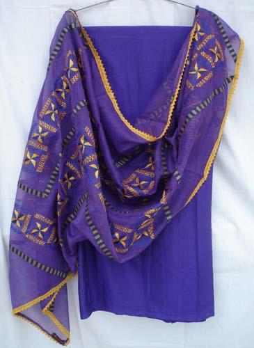 3978c2fcb9 Unstitched Ladies Cotton Suits Manufacturer in Varanasi Uttar ...