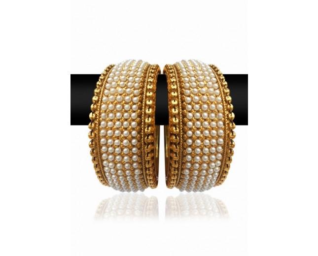 Indian Bridal Fashion Bangles (VIBG103)