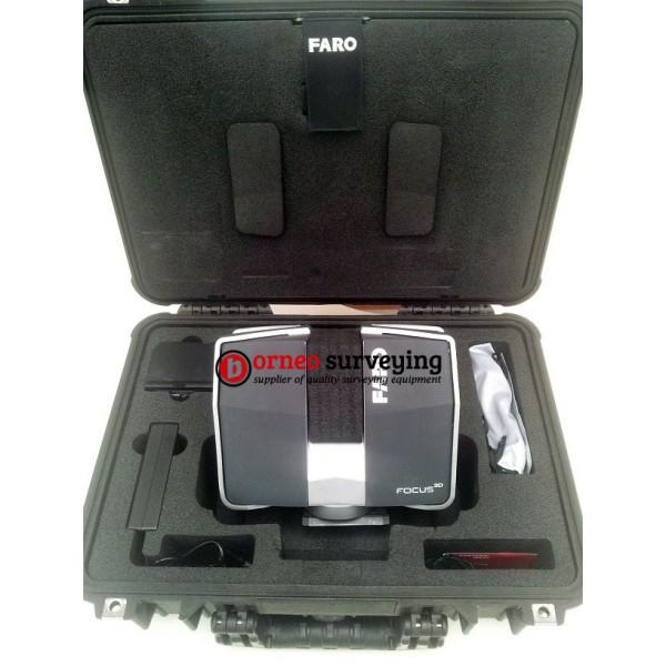 buy demo faro focus3d s120 laser scanner from borneo. Black Bedroom Furniture Sets. Home Design Ideas