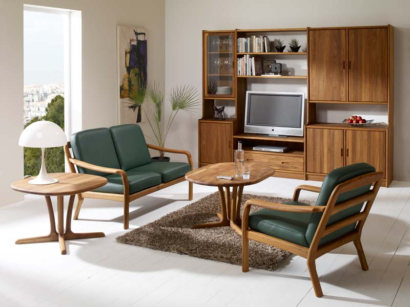 1260 Teak Wood Living Room Furniture Manufacturer In Denmark By Dyrlund Id 1051784