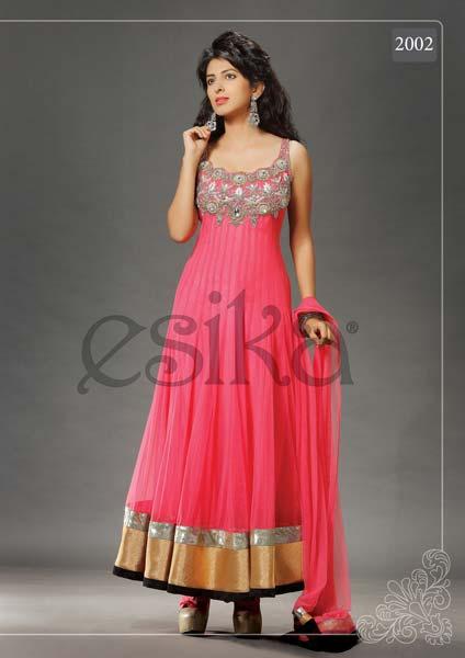 Sleeveless Anarkali Suit Manufacturer in Mumbai Maharashtra India by ... 10d959e66