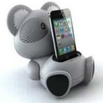 Koala Docking Speakers