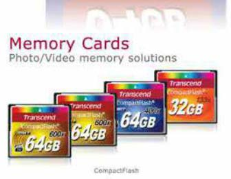 Camera Memory Cards