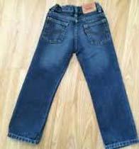 Boys Non Denim Jeans
