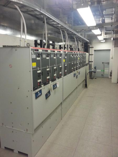 ABB Insulated Compact Switchgear Manufacturer in Sweden by Lule