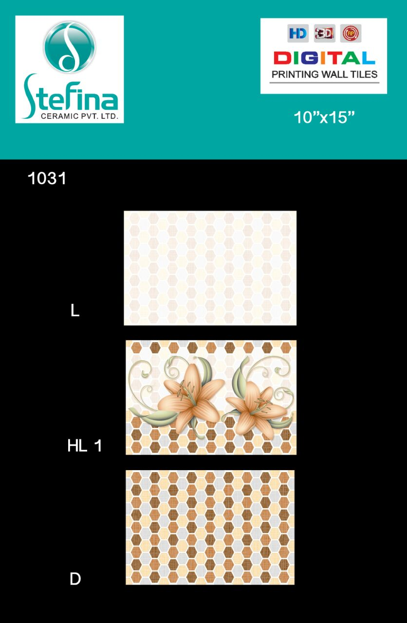 Decorative Ceramic Wall Tiles (1031)