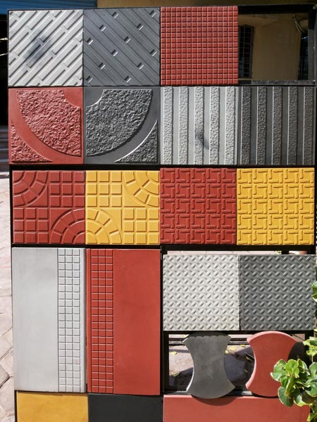 Parking Tiles Manufacturer In Hyderabad Telangana India By