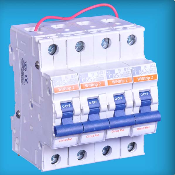 Three Phase Over Voltage Protection Mcb Manufacturer in Gujarat ...