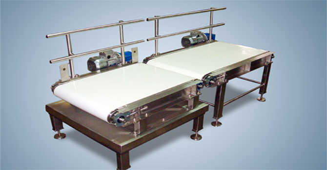 Buy Belt Conveyor from Unique Products, India | ID - 1026450