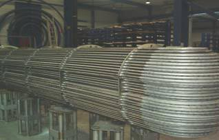 Integral Finned Tubes