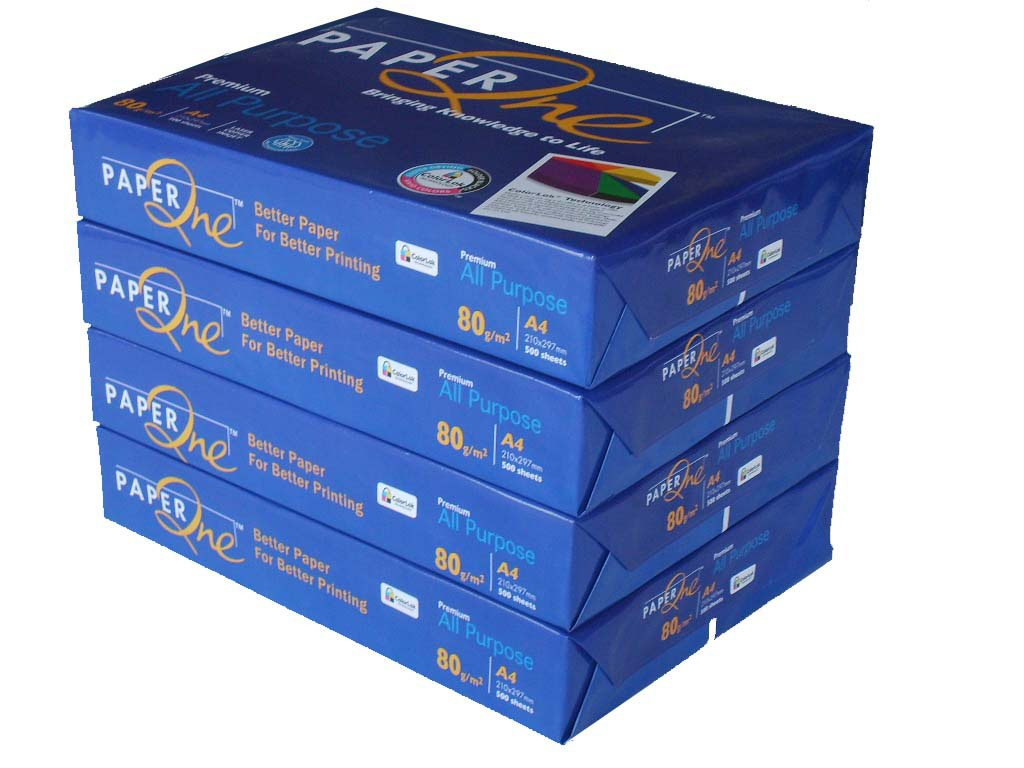 paper one a4 copy paper all types 80gsm manufacturer manufacturer