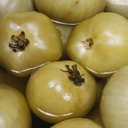 Preserved Green Tomato