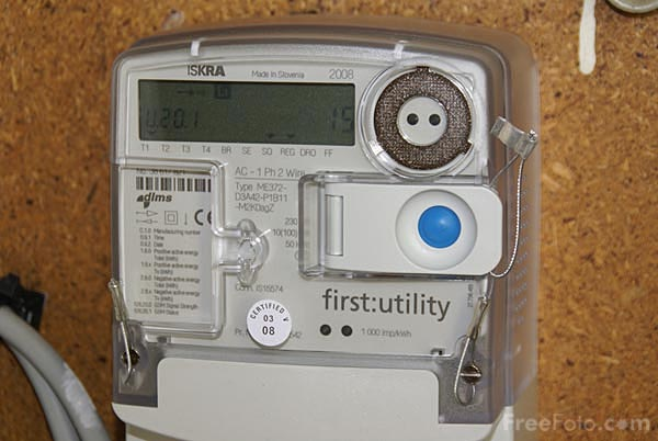 Digital Electric Meter : Digital electricity meter manufacturer in kolkata west