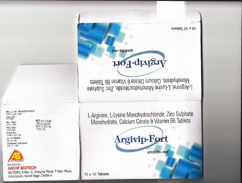 Argivip-Fort Tablets