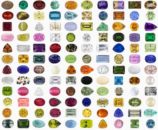 Color Stone Jewelry Manufacturer Amp Exporters From Rajkot