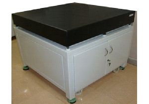 Anti Vibration Table With Granite Surface Plate