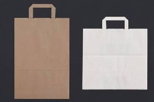 Kraft Paper Carry Bags