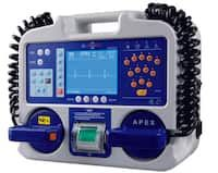 Biphasic Defibrillator Model Lpp