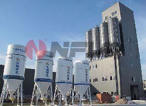 Tower Dry-mix Mortar Mixing Plant