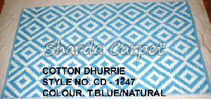 Cotton Dhurries