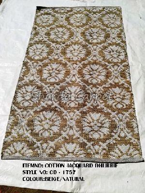 Cotton Jacquard Dhurries 05