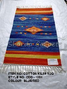 Cotton Kilim Rugs