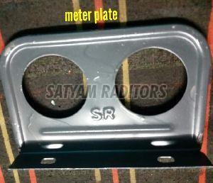 Meter Plate