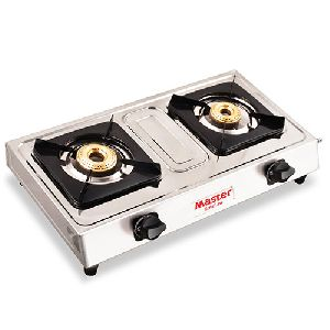 Two Burner Ss Lpg Stove