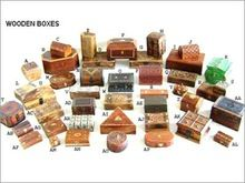Wooden Beautiful Decorative Boxes