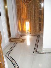 marble inlay flooring