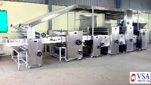 Semi Automatic Biscuit Making Plants
