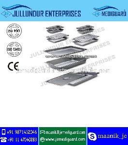 Stainless Steel Dressing Tray