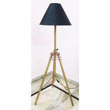 Brass Tripod Lamp Stand