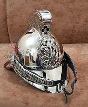 Victorian Fireman Helmet