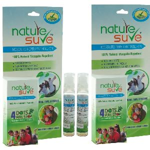 Nature Sure Herbal Mosquito Repellent