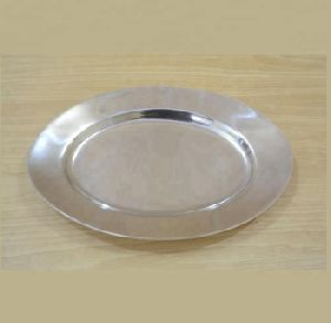 Brass Charger Plate