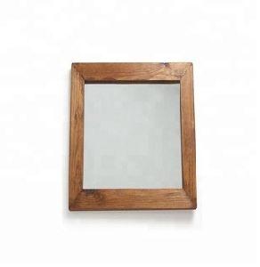 Wooden Decorative Mirror