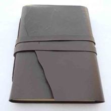Vintage Leather Journal Notebook