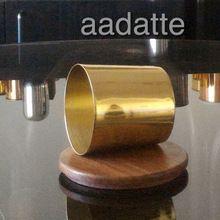 Golden Candle Jar