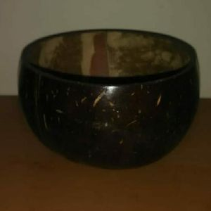 Coconut Shell Soup Cup