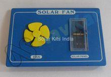 Solar Fan Plastic